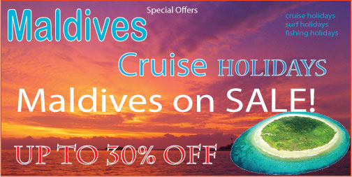 Maldives on Sale